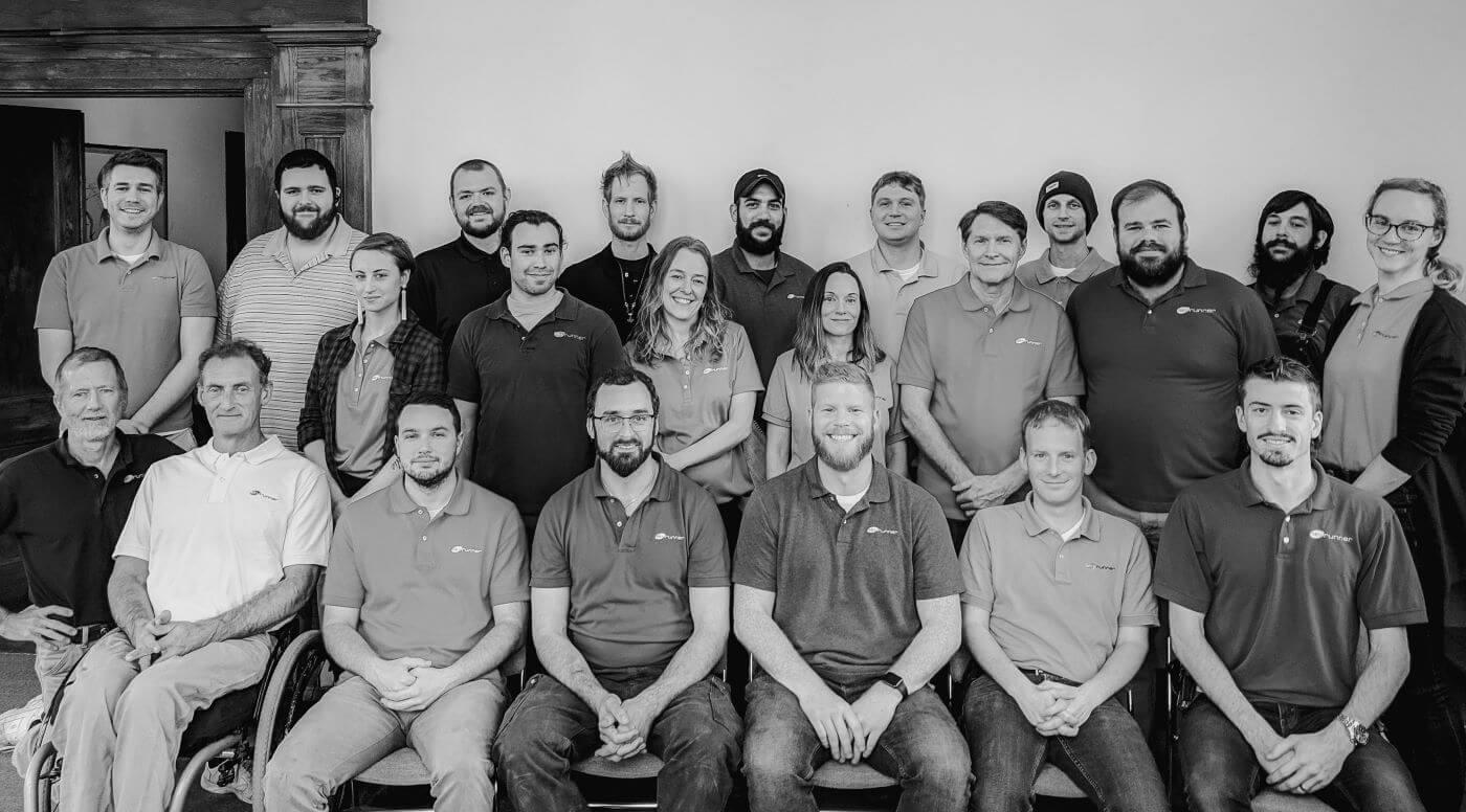 Skyrunner team